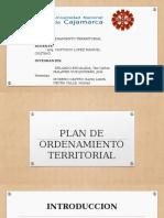 Planeamiento Regional