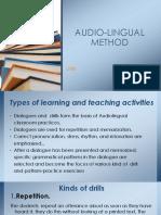 Audiolingual method drills.pptx