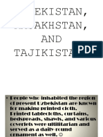 All-about-Uzbekistan-Kazakhstan-and-Tajikistan 3rd quarter.pptx