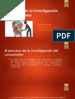 El Proceso de La Investigación Del Consumidor