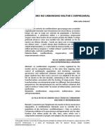 O Rio de Janeiro no Urbanismo Militar e Empresarial.pdf