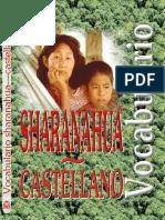 Vocabulario Sharanahua - Slp53 Mcd