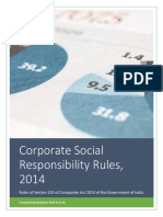 Section 135- Final CSR Rules Explained