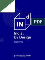 NASSCOM Design4India- India by design 2019 Report_Digital  .pdf