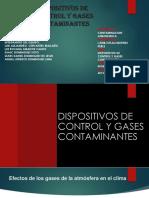 Dispositivos de Control y Gases Contaminantes-1