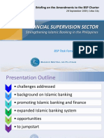 Strengthening Islamic Banking in the Philippines - 18 Sept - FINAL