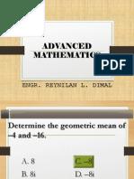Advance Math