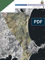 Mapa com os bairros do município de Cabo Frio - RJ