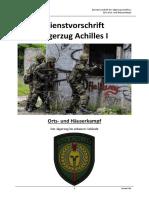 Zdv der Bundeswehr Ortskampf