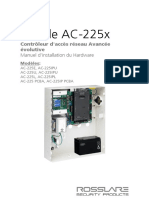 AC-225x Hardware Installation Manual v03 - 200213 - French