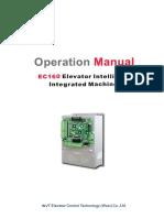 Ec160 English Manual