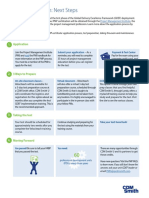 PMP Certification Next Steps