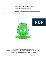 Proposal Gema Ramadhan 2018 (Edit)