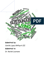 HRM Sustainable Living