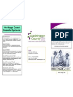 HeritageQuest Online @ Washington County (VA) Public Library