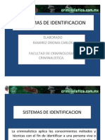Sistemas de Identificacion i