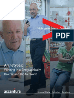 Accenture Archetypes Winning Geographically Diverse and Digital World