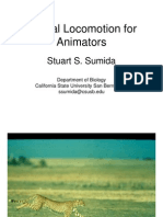 Animal Locomotion Images
