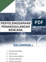 KELOMPOK 6 BENCANA.pptx