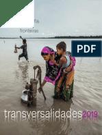Catálogo Transversalidades 2019