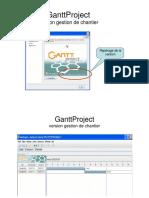 52 Logiciel GanttProject Version Chantier EPID DUNKERQUE