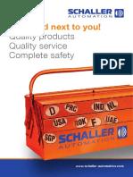 Schaller Automation - Service