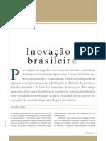 Inovação a Brasileira