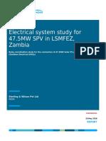 P.011690 - Zambia SPV 47.5MW Relay Setting Report