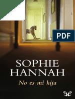 #No es mi hija  (Sophie Hannah).pdf