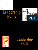 2010Nov25 - Leadership Skills -