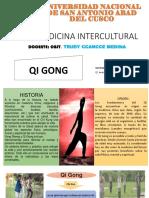 Medicina Intercultural Qi Gong