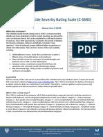 C-SSRS Factsheet.pdf