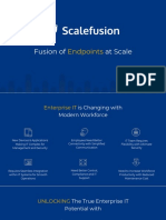 Scalefusion Overview