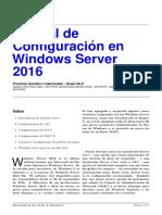 Manual Tecnico Windows Server 2016