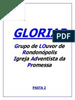 Louvores Gloriap - Pasta 2
