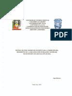 SISTEMA DE INDICADORES DE GESTION PARA LA MEDICION DEL DESEMPEÑO DE LA ORGANIZACION FUNDACION DE CENTRO DE NEGOCIOS 01.PDF