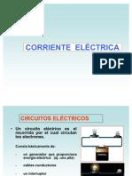 Física - Corriente eléctrica