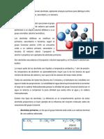Informe N 4 Caracterizacion de Alcoholes