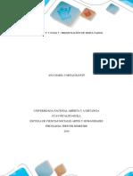 Unidad 1, 2 y 3 Paso 5 - Presentación de Resultados.