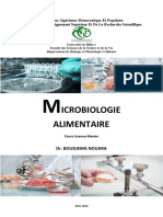 Microbiologie alimentaire