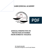 JUDICIAL PERSPECTIVE ON PROTECTION OF WOMEN FROM DOMESTIC VIOLENCE 03.07.2019.pdf