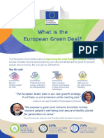 What Is The European Green Deal