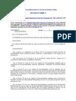 Ordenanza 295 Crean el Sistema Metropolitano de Gestión de Residuos Sólidos.doc