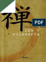 Shizuteru Ueda - Zen y filosofía.pdf