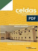 Alicia Lazzaroni - Celdas
