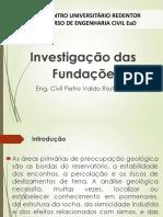 Aula 03 - Investigação das Fundações.ppt