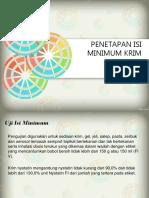 isi minimum.ppt