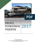 Cover Dan Daftar Isi Profil 2017