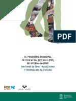 EL PROGRAMA MUNICIPAL DE EDUCACIÓN DE CALLE (PEC) DE VITORIA-GASTEIZ