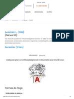 AutoCad I - (2019)